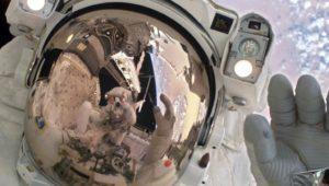 Was das Weltall mit dem Gehirn von Astronauten macht
