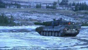 Brüssel: Größtes Nato-Manöver seit dem kalten Krieg