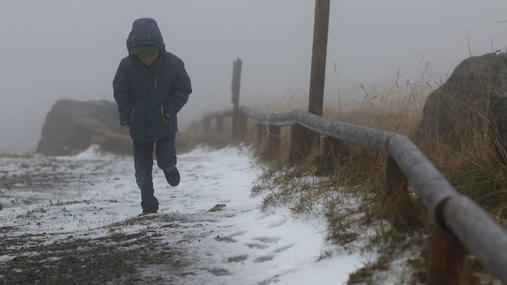 "Wetter in Deutschland: ""Goldener Oktober"" vorbei – bald kommt erster Schnee"