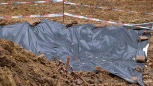 Massengrab in Mainz: Bauarbeiter entdecken über tausend Skelette