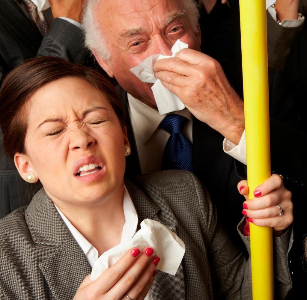 Die Größe der Stadt bestimmt, wie heftig die Grippewelle wird