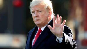 Paketbomben an Demokraten: Donald Trump sucht die Schuld bei den Medien