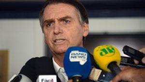 Vor Wahl in Brasilien: Ultrarechter Präsidentschaftskandidat Bolsonaro liegt vorne
