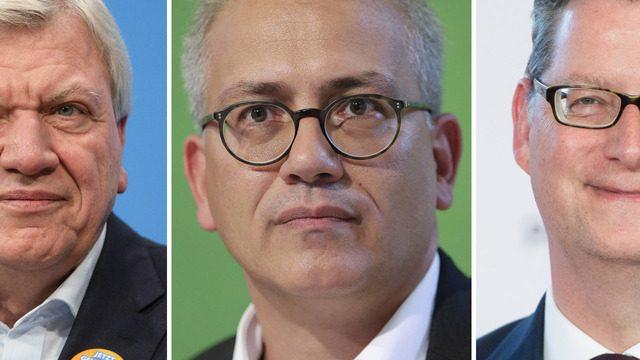 Landtagswahl Hessen – Spitzenkandidat der Grünen: Wer ist Tarek Al-Wazir?