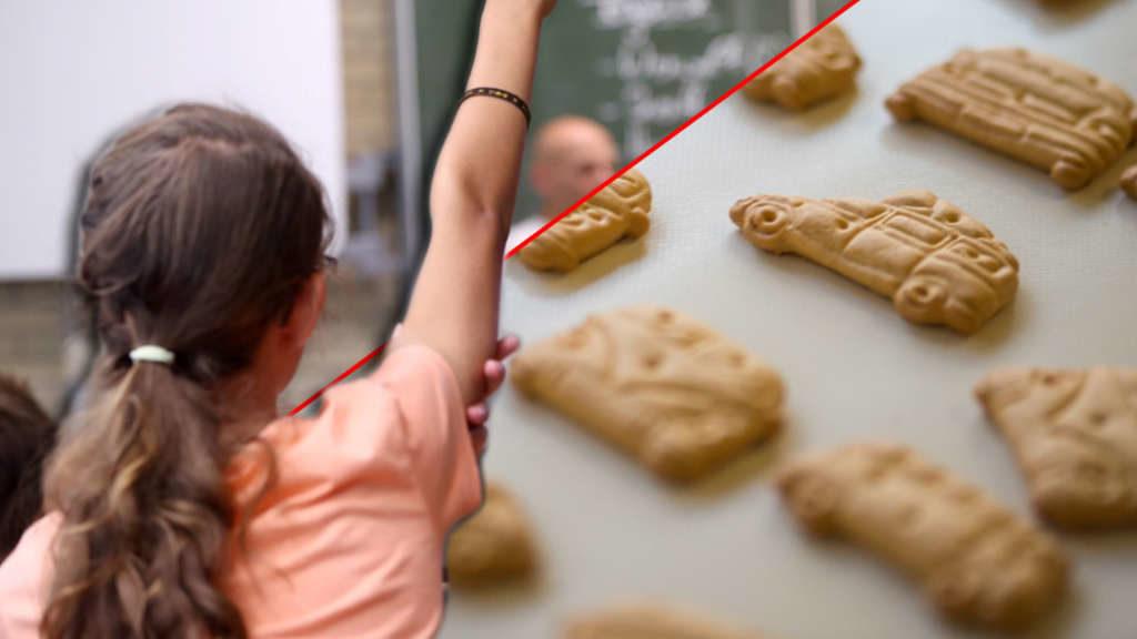 Mädchen backt Kekse mit unvorstellbar perverser Zutat für ihre Mitschüler