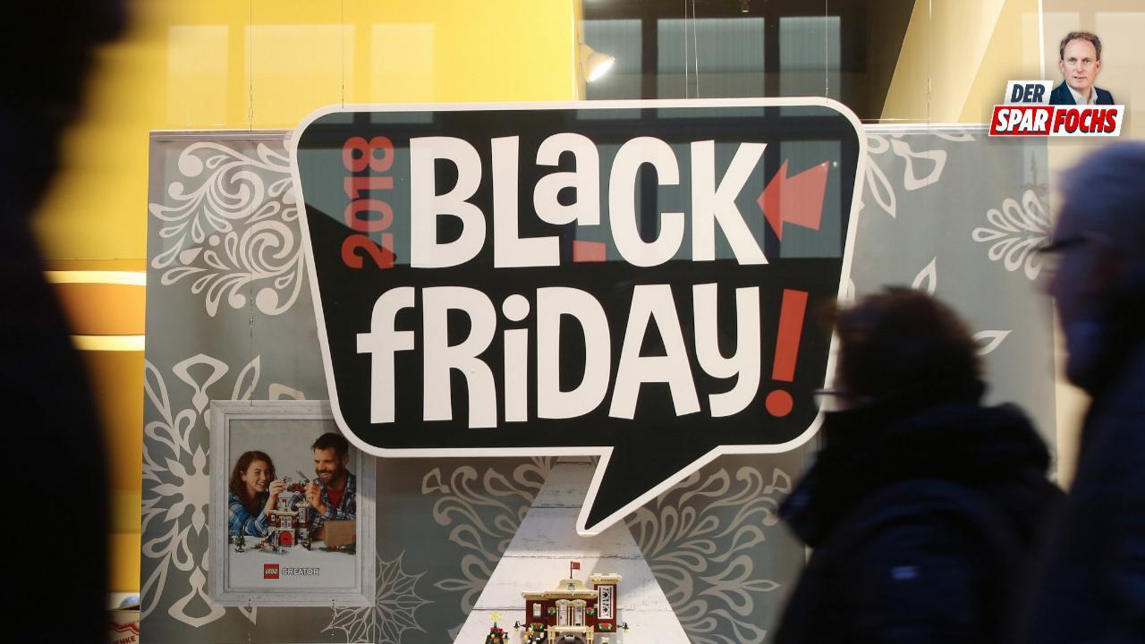 Black Friday Ticker