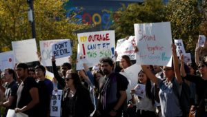 Sexismus-Revolte bei Google