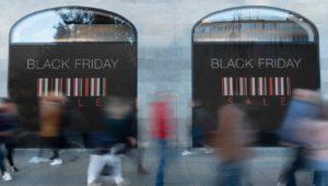 Fünf Dinge, die man über den Black Friday wissen muss