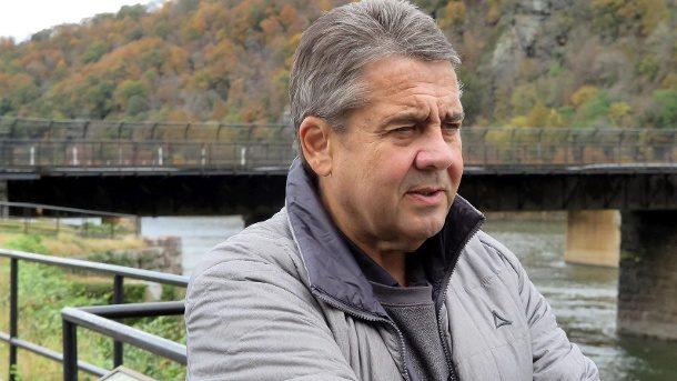 """Während USA-Besuch: """"13 Prozent!"""" – Gabriel entsetzt über SPD-Umfragen"""