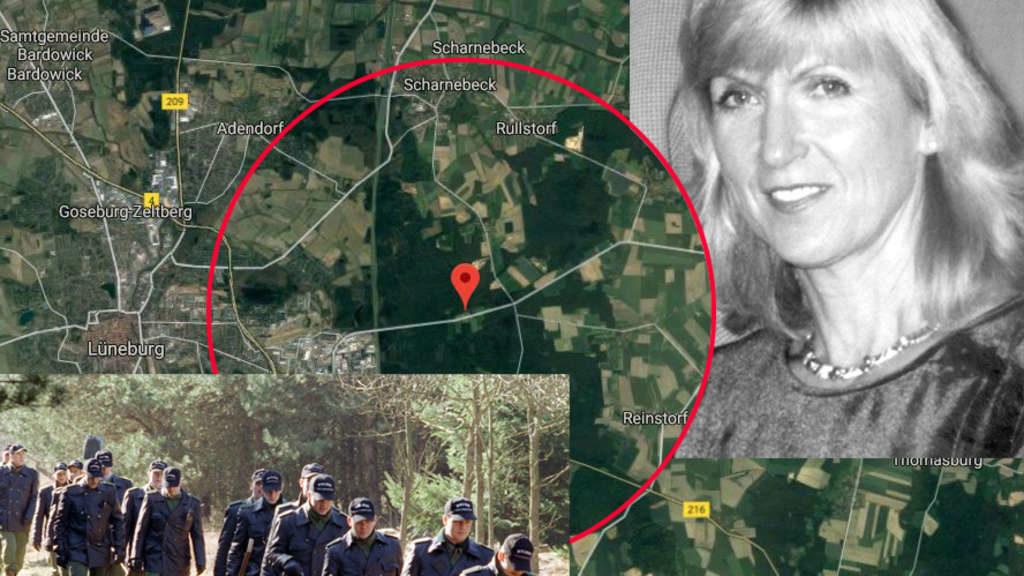 Fall Monika Crantz: Polizei findet Skelett im Wald – jetzt stehen DNA-Ergebnisse fest