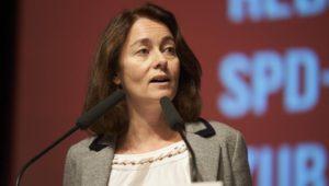 Justizministerin verteidigt Gerichte wegen Diesel-Fahrverboten