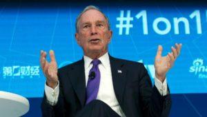 Michael Bloomberg spendet Rekordsumme an Universität