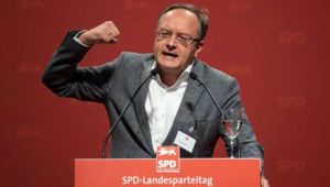 Andreas Stoch wird Landesvorsitzender der Südwest-SPD