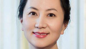 Bleibt die Huawei-ErbinMeng Wanzhou in Haft?
