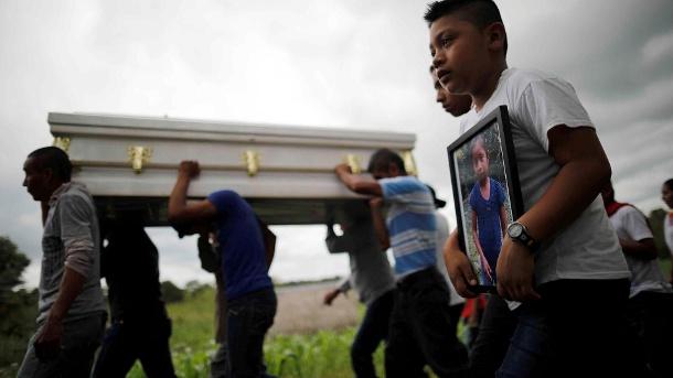 USA: Kind aus Guatemala stirbt in US-Gewahrsam
