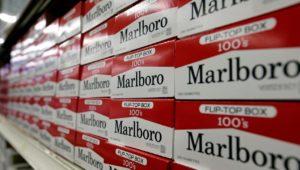 Marlboro-Hersteller geht unter die Gras-Dealer