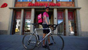 """""""Delivery Hero"""" verkauftdeutsche Lieferdienste"""