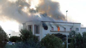 Libyen: Selbstmordattentäter greifen Außenministerium in Tripolis an
