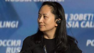 Börsenbeben wegen verhafteter China-Managerin