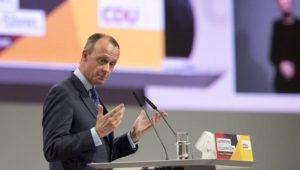 CDU: Friedrich Merz legt Sieben-Punkte-Plan für deutsche Wirtschaft vor