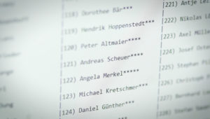 Hacker-Attacke fiel durch Anrufe bei Martin Schulz auf