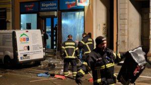 Sachsen: Drei Festnahmen nach Explosion vor AfD-Büro in Döbeln