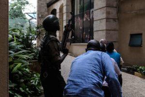 Terroranschlag auf Hotel in Nairobi: War US-Konferenz Ziel der Attentäter?