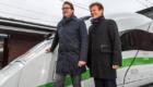 Bahn in der Kritik: Verkehrsminister Scheuer und Konzernchef Lutz beraten über Pünktlichkeit