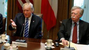 """""""Es war irre"""": Ließ Trumps Sicherheitsberater Angriff auf Iran prüfen?"""