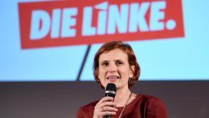 Katja Kipping ruft zum Schulterschluss gegen die Union auf