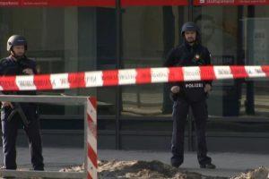 Großeinsatz der Polizei in München: Zwei Tote nach Schüssen auf Baustelle