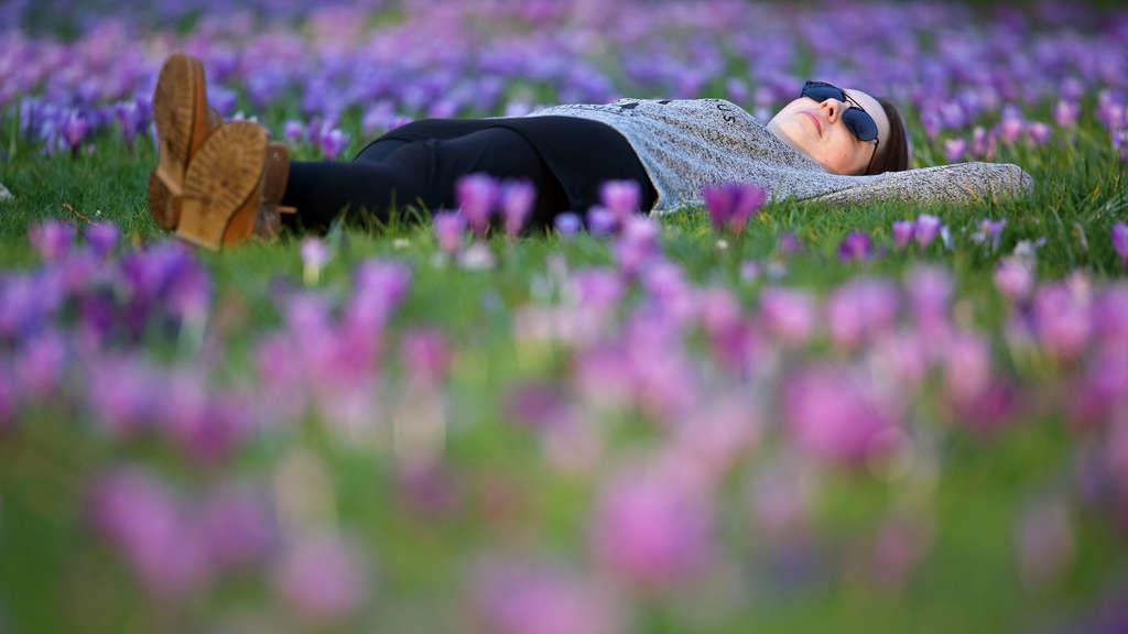 Wetter in Deutschland: Hoch Hannelore bringt uns bis zu 22 Grad -doch heute ist es noch einmal frostig