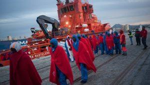 EU-Kommission besorgt über hohe Flüchtligszahl in Spanien