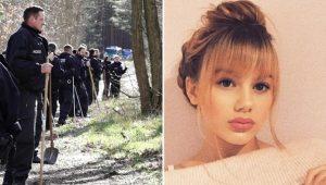 Vermisste Rebecca (15) aus Berlin: Polizei mit Leichenspürhunden im Wald