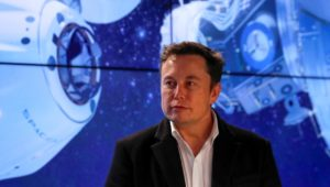 Tesla-Boss Elon Musk hat Ärger wegen Kifferei