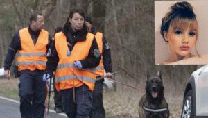 """Vermisste Rebecca (15) – Polizeisprecherin: """"Unsere Hunde haben etwas gewittert!"""""""