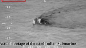 Pakistan meldet: Indisches U-Boot abgefangen – Krise zwischen Atommächten