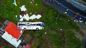 """29 Tote bei Busunglück auf Madeira – Überlebende berichten:""""Bus wurde immer schneller"""""""