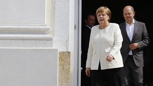 Fall Walter Lübcke: Merkel, Scholz und Steinmeier beziehen Stellung