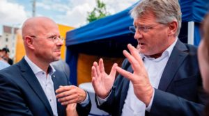 Vor Landtagswahl in Brandenburg: Umfrage sieht AfD als stärkste Partei