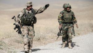 Syrien: USA fordern deutsche Bodentruppen